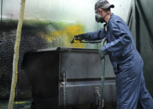 Industrial Guard Rails Custom Metal Fabricators