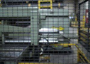Pallet Rack Wire Backs Custom Fabrication Company