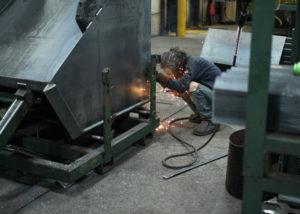 Pallet Rack Wire Backs Custom Metal Fabricators