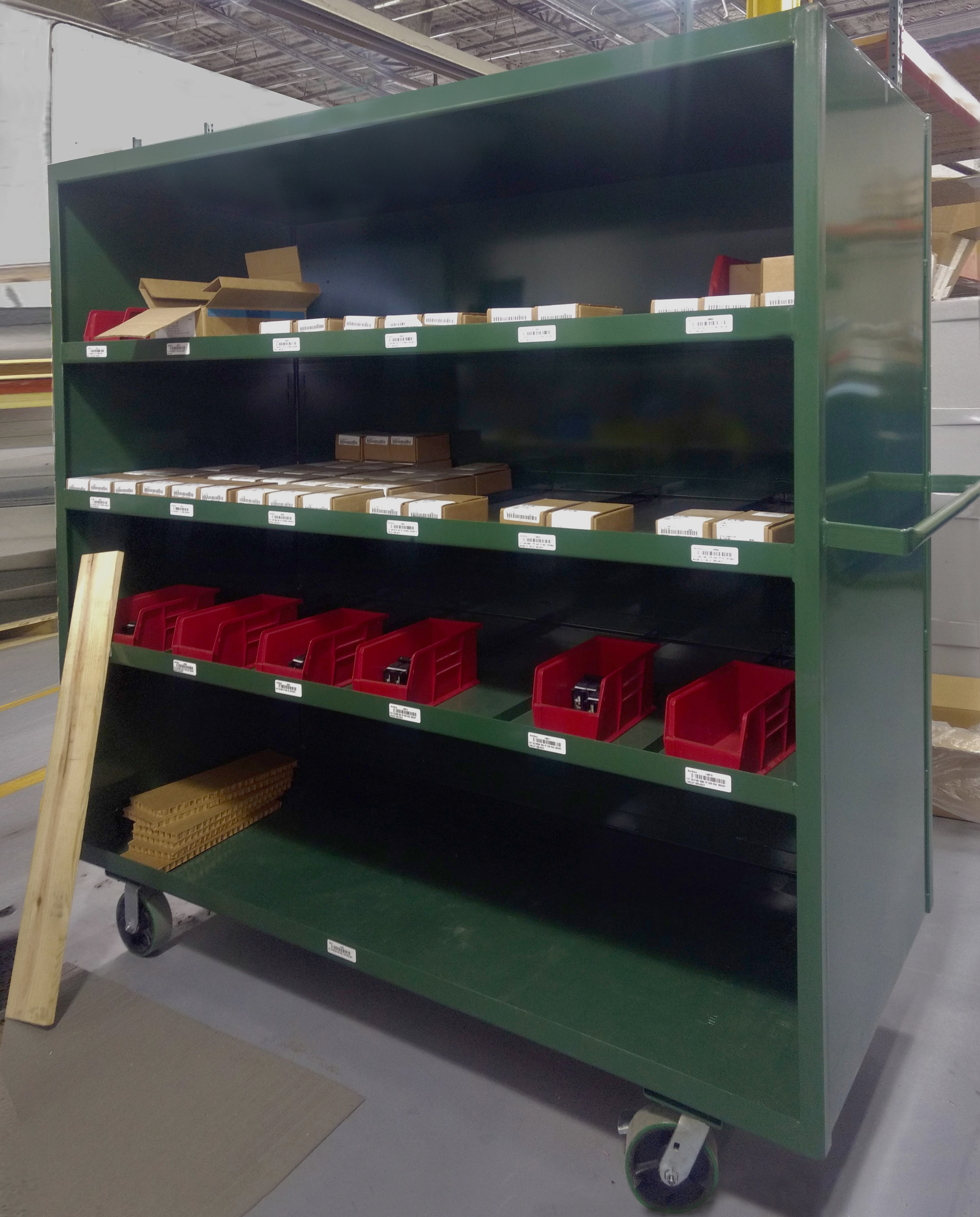Specialty Carts for Electrical Products