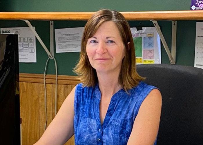 Pam Sloan Accounting Coordinator