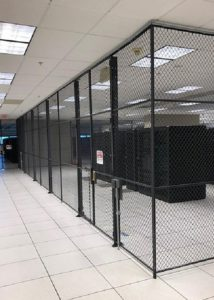 Custom Made Wire Mesh Partitions