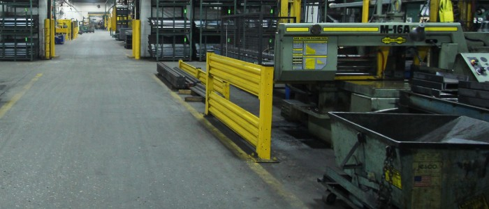 Guardrail Jesco Industries Manufacturer