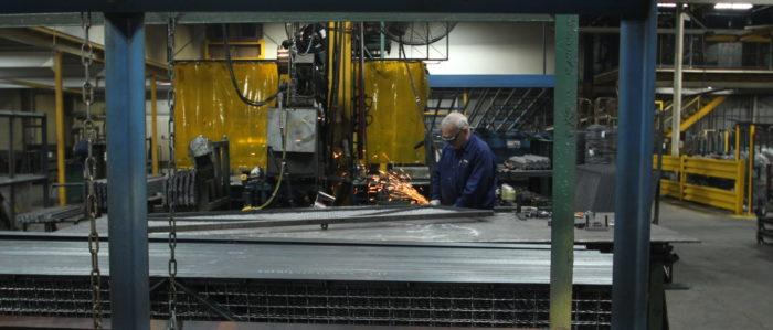 Jesco Metal Fabrication Enclosures Doors Security Michigan Fabricators